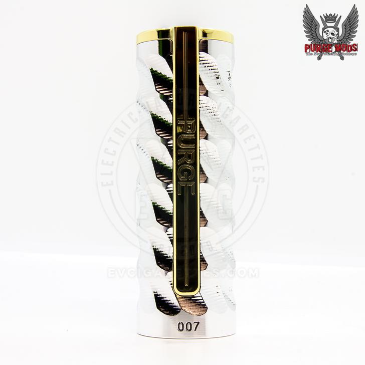 The Catalyst (LE Aluminum) 21700 Mech Mod by Purge Mods