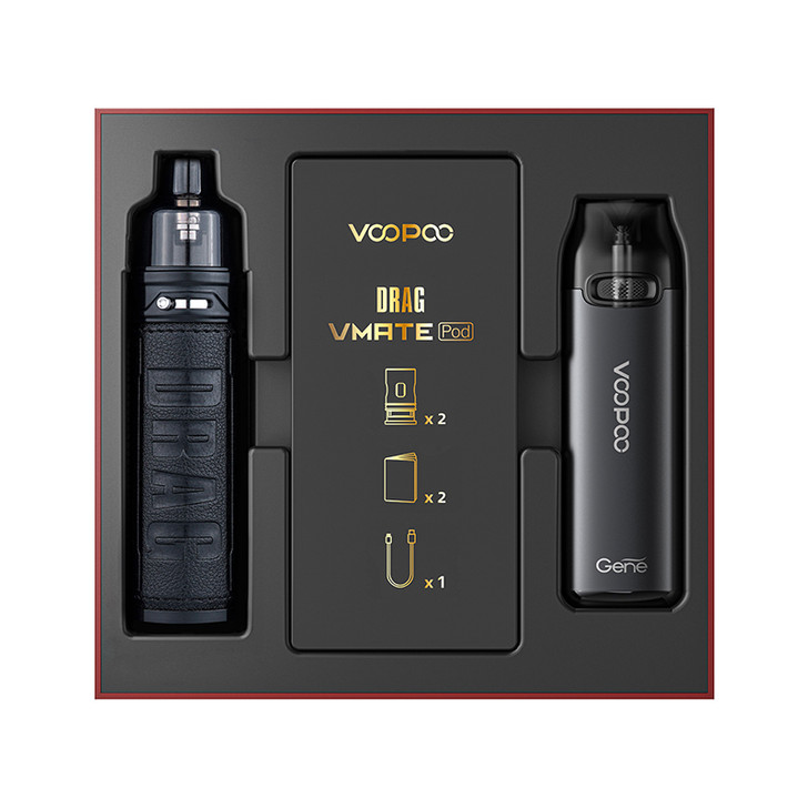 DRAG S & VMATE Pod Gift Set by VooPoo