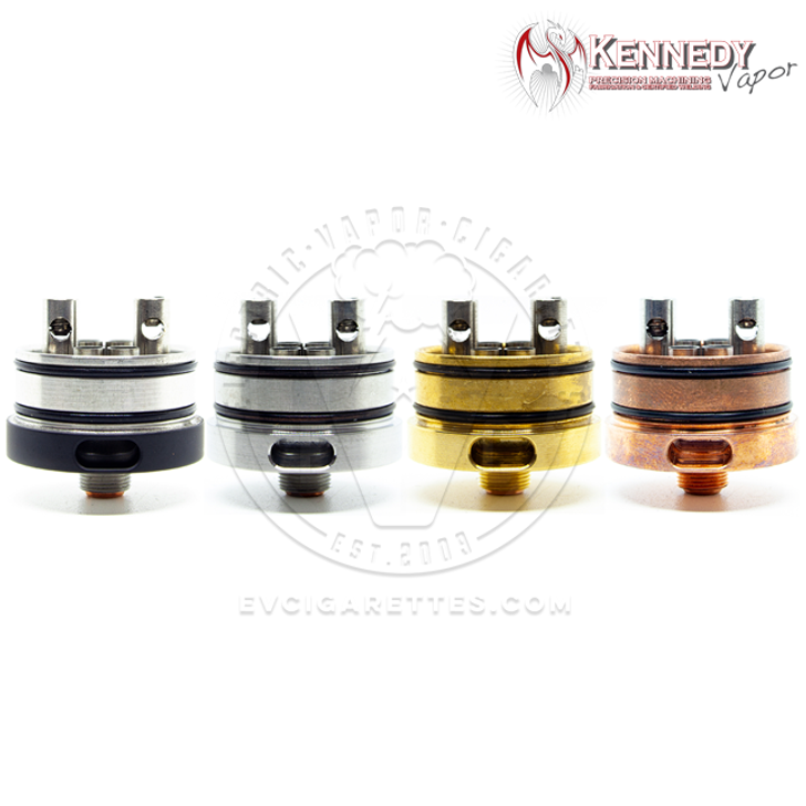 Kennedy 24mm RDA Deck Replacement by Kennedy Vapor