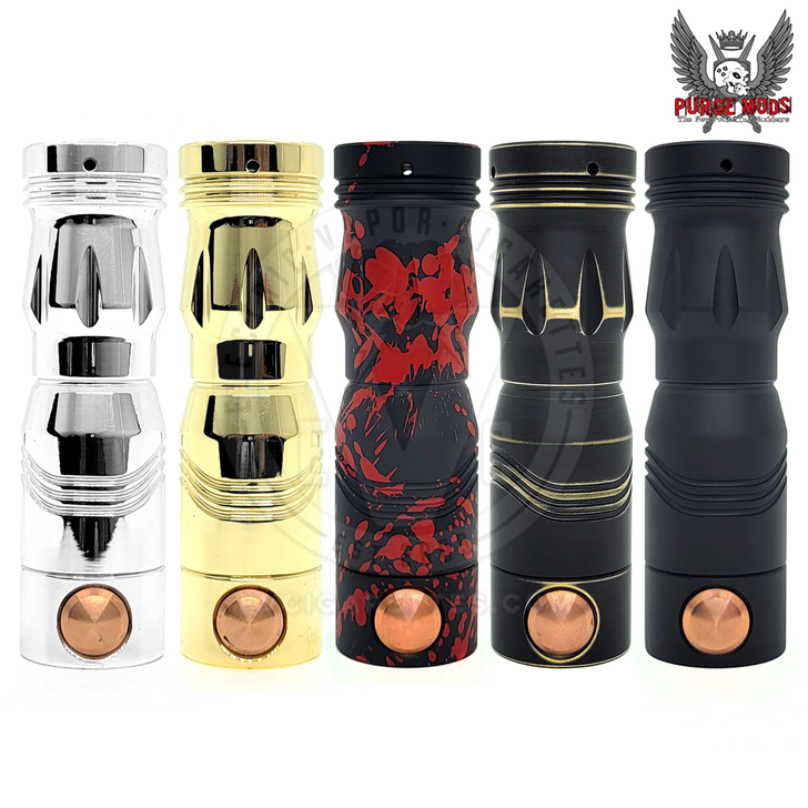 The Sith 21700 Mech Mod by Purge Mods