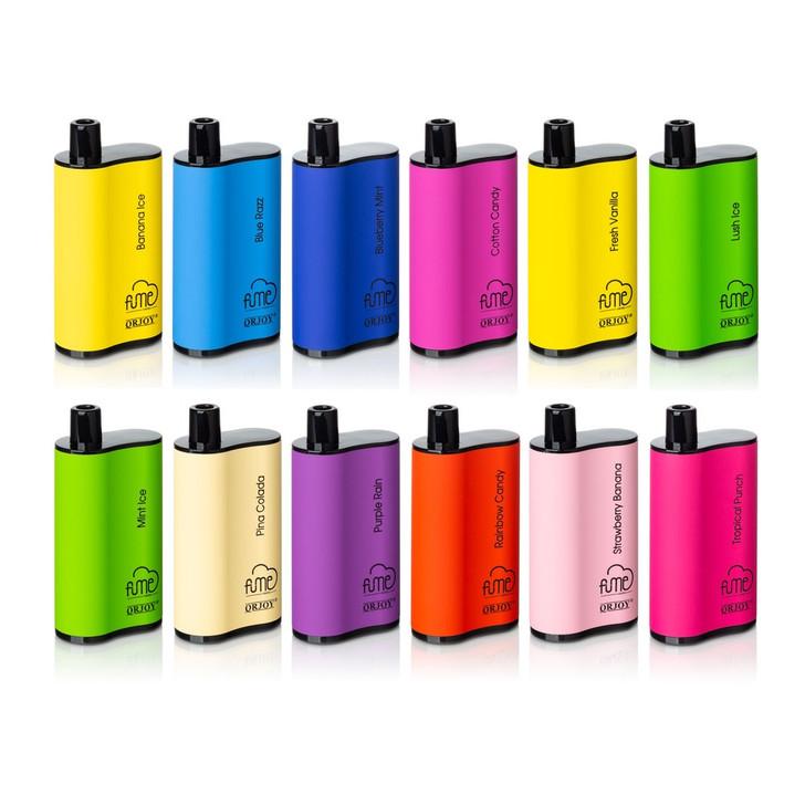Fume Infinity Disposable Vaporizer (1pc) - 3500 Puffs