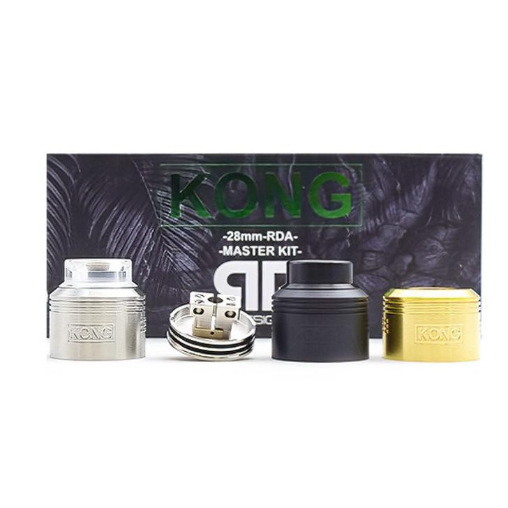 Kong 28mm RDA/RSA Master Kit by QP Design