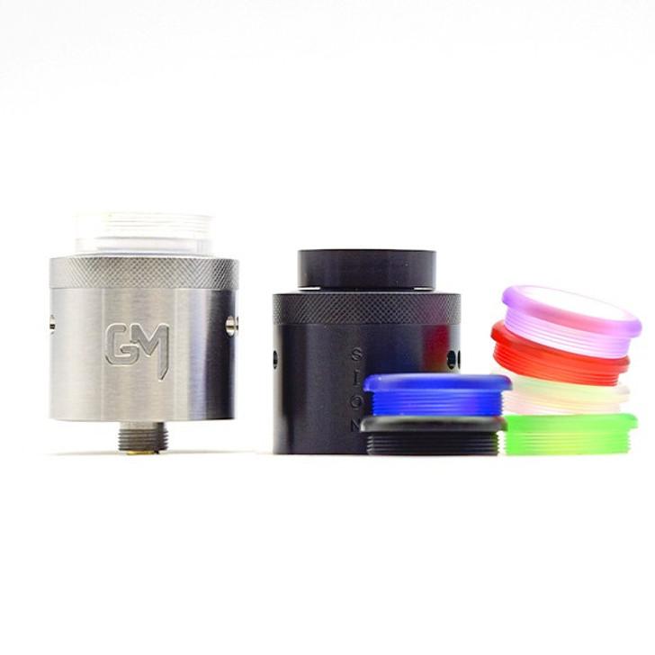 Sion 25mm RDA by GM Mods x QP Design