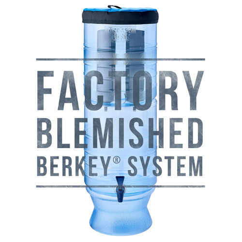 Berkey Light Blemished