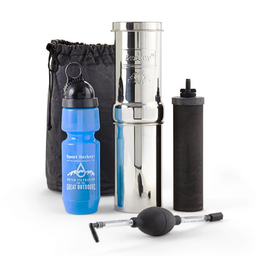 Go Berkey Kit