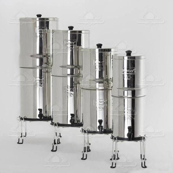 Berkey Stainless Steel Stands