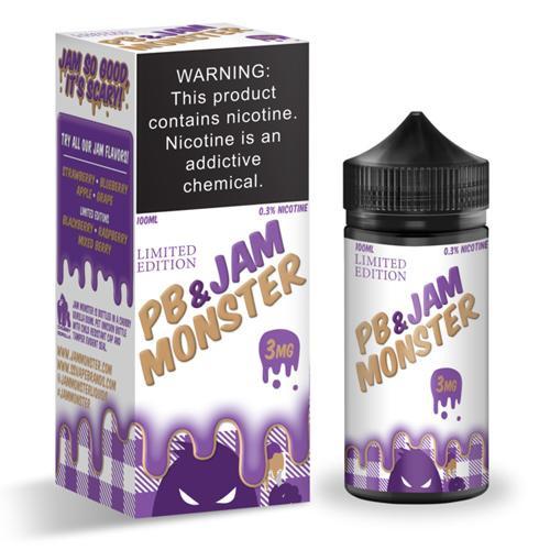Jam Monster PB & Jam