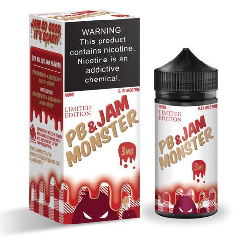 Jam Monster PB & Jam Strawberry