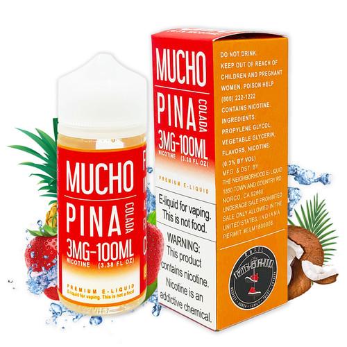 Mucho Pina Colada