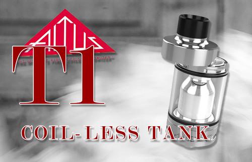 Guo Vape Altus T1 Coil Less Tank
