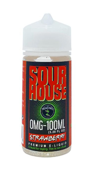 Sour House Strawberry