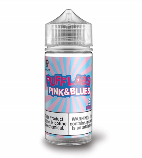 Puff Labs Pink and Blues
