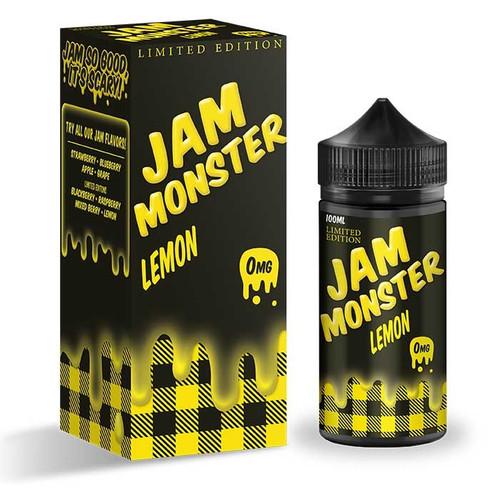 Jam Monster Lemon