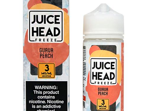 Juice Head Freeze Guava Peach