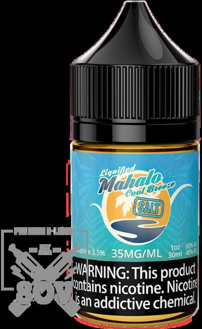 80V Mahalo Cool Breeze Salts