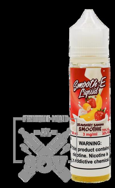 Smooth-E Strawberry Banana Smoothie