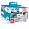 DYMO DURABLE LW450 LABEL SHIPPING WHITE 19MM X 64MM ROLL OF 900