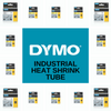 RHINO HEAT SHRINK TUBE INDUSTRIAL IND TAPE RANGE BY DYMO