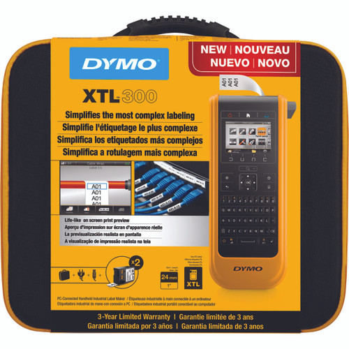 Dymo #1889482 XTL 300 Kit Industrial Label Printer | DymoOnline