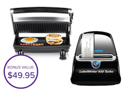 Dymo LabelWriter 450 Turbo LW450T With Grill