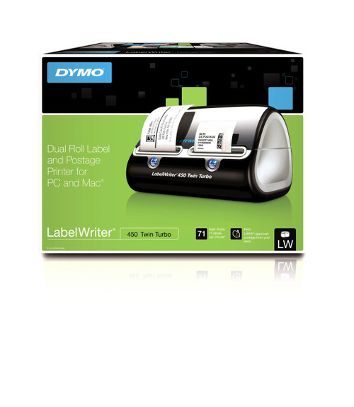 Dymo LabelWriter 450 Twin Turbo LW450 TWIN