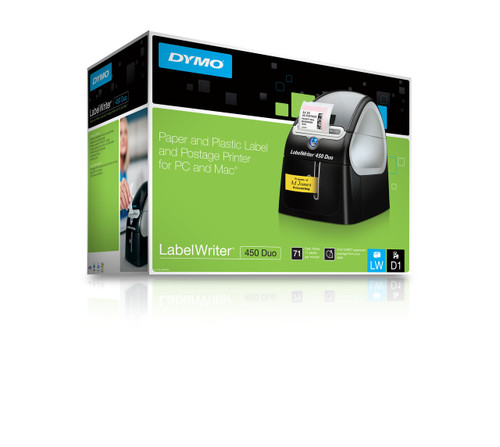 Dymo Labelwriter 450 Duo Lw450 Duo - Buy From Your Trusted Dymo