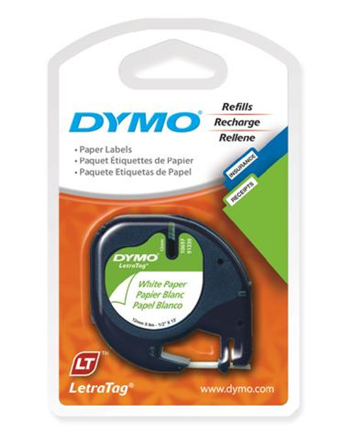Dymo Letratag Label Range *Select Options* | DymoOnline