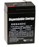 American Hunter 6 Volt 4.5 Amp-Hour Rechargeable Battery - 758365300081