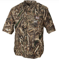Banded Men's Lightweight Technical Hunting S/S Shirt Max 5 - 848222026855