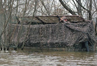 Avery Quick-Set Boat Blind 14-16 Feet (Multiple Camo Options) - 700905012268