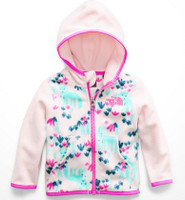 The North Face Infant Glacier Full Zip Hoodies - 191928089304