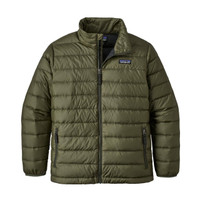 Patagonia Boys Down Sweater Jackets- 68245 - 191743786020