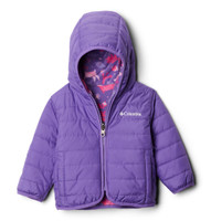 Columbia Infant Double Trouble Reversilbe Full Zip Hooded Jackets - 192660289588