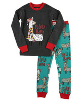 Lazyone Toddler Falala Llama Pj Set - 841654122522