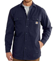 Carhartt Men's Flame Resistant Snap Front Shirt - 886859737515