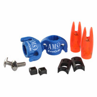 AMS Bowfishing EverGlide Safety Slides - 645756140206