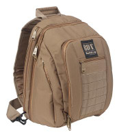 Bulldog Small Concealed Carry Sling Pack Tan - 672352010695