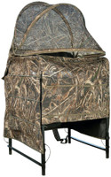 Drake Ghillie Shallow Water Chair Blind - 659601732287