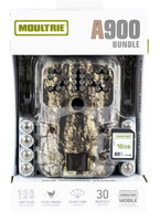 Moultrie MCG14001 A900 30 MP Infrared 70 ft Moultrie White Bark - 053695140018