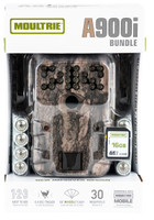 Moultrie MCG14002 A900 30 MP Infrared 80 ft Moultrie Pine Camo - 053695140025