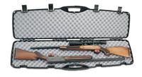 Plano 150201 Double Rifle/Shotgun Case Polymer Contoured - 024099015028