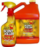 Wildlife Research Scent Killer Gold Gallon Combo - 024641012680