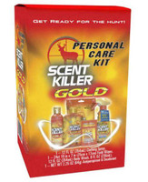 Wildlife Research 1609 Scent Killer Gold Personal Care Kit - 024641016091