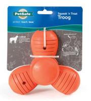 Sportsmen Squeak N Treat Troog, Large - 729849158313