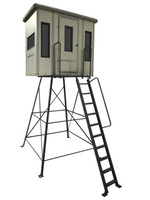 Muddy The Penthouse Box Blind With Elite 10' Tower - 813094023097