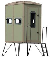 Muddy Striker Box Blind With Elite 5' Tower Platform - 888151029787