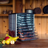 Weston 10 Tray Digital Dehydrator - 812830023438