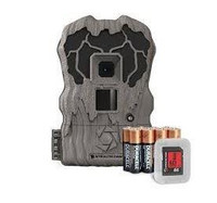 Stealth Cam QS18K Combo - Batteries & 16GB SD - 888151027042
