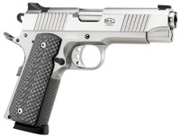 """Bul Armory 39104GC 1911 Commander 9mm Luger 4.25"""" 10+1 Stainless Steel Black Polymer Grip - 860006425609"""