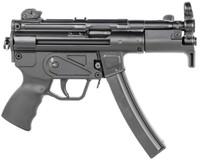 """Century AP5 9mm 4.50"""" TB 30+1 Black Polymer Grip RH - HG6036N - 787450668584"""